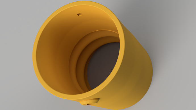 Outer_Hose_Adapter 55mm pipe