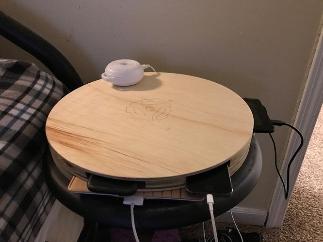 Nightstand table - 8