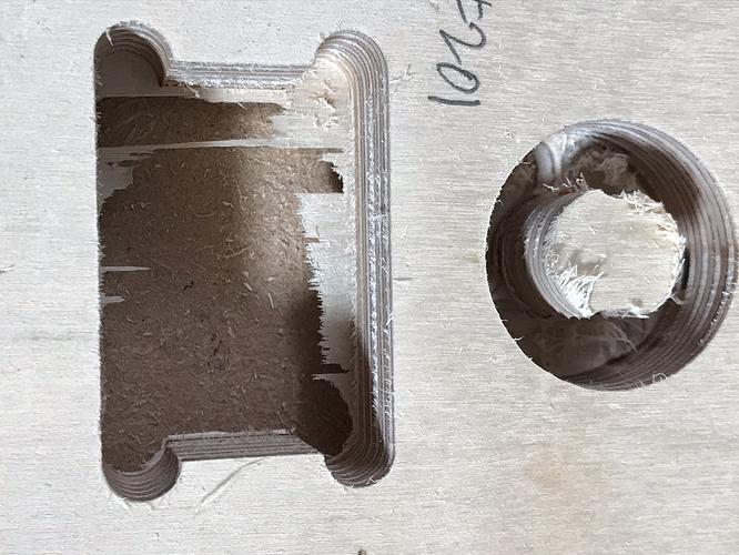 Blunt Carbide 201 Trimmed
