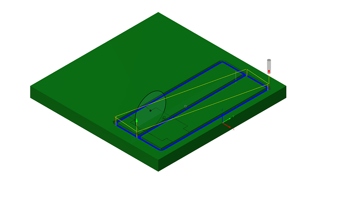 Fixed ballscrew support v19 - setup 1