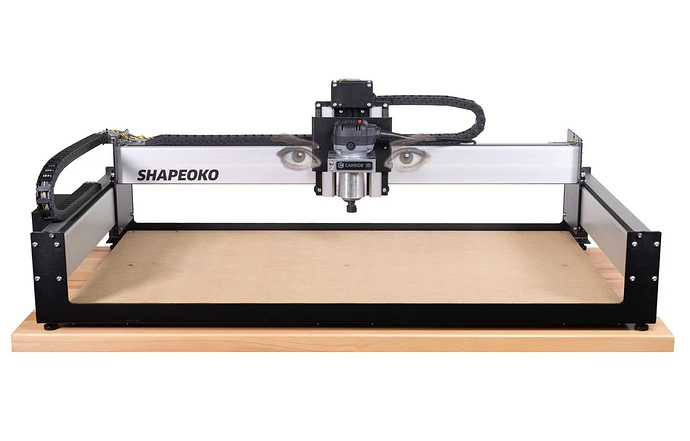 My Shapeoko is Staring At Me