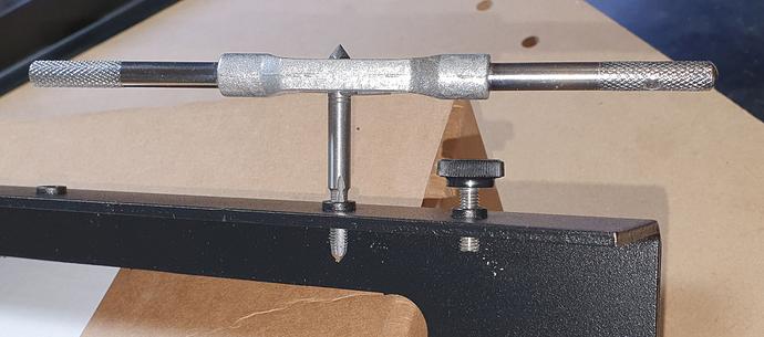 Intermediate tap in situ