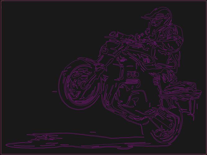Wheelie Artwork