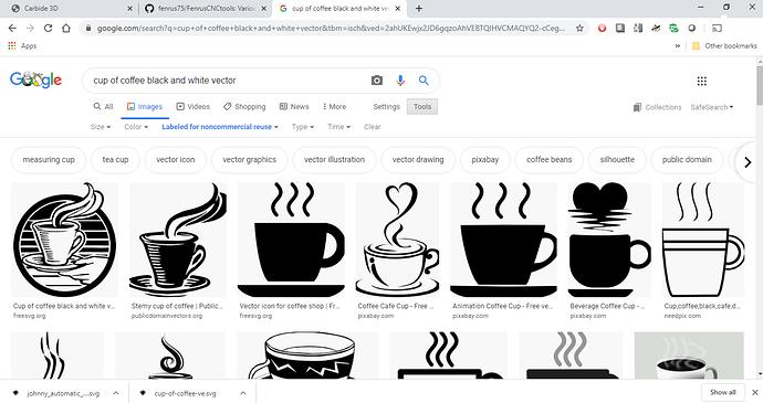 step 1 find an svg image