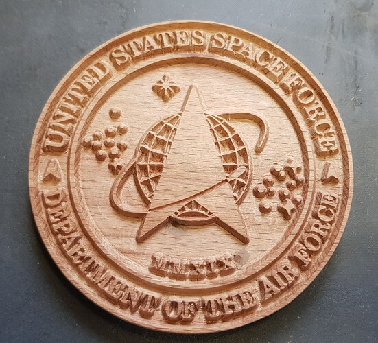 USSF pattern