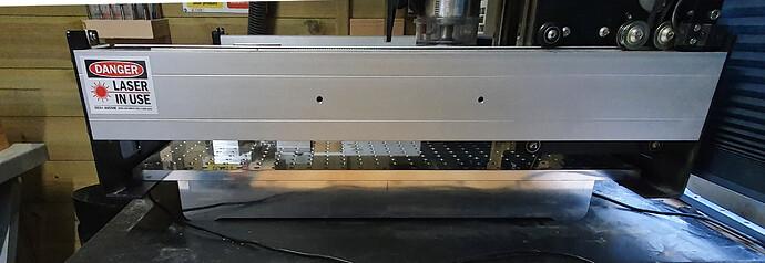side view stiffener rail height