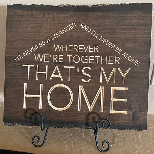 VCarved Signs - 2