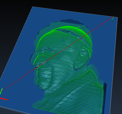 Very slow feed - gcode from dmap2gcode - Shapeoko - Carbide 3D