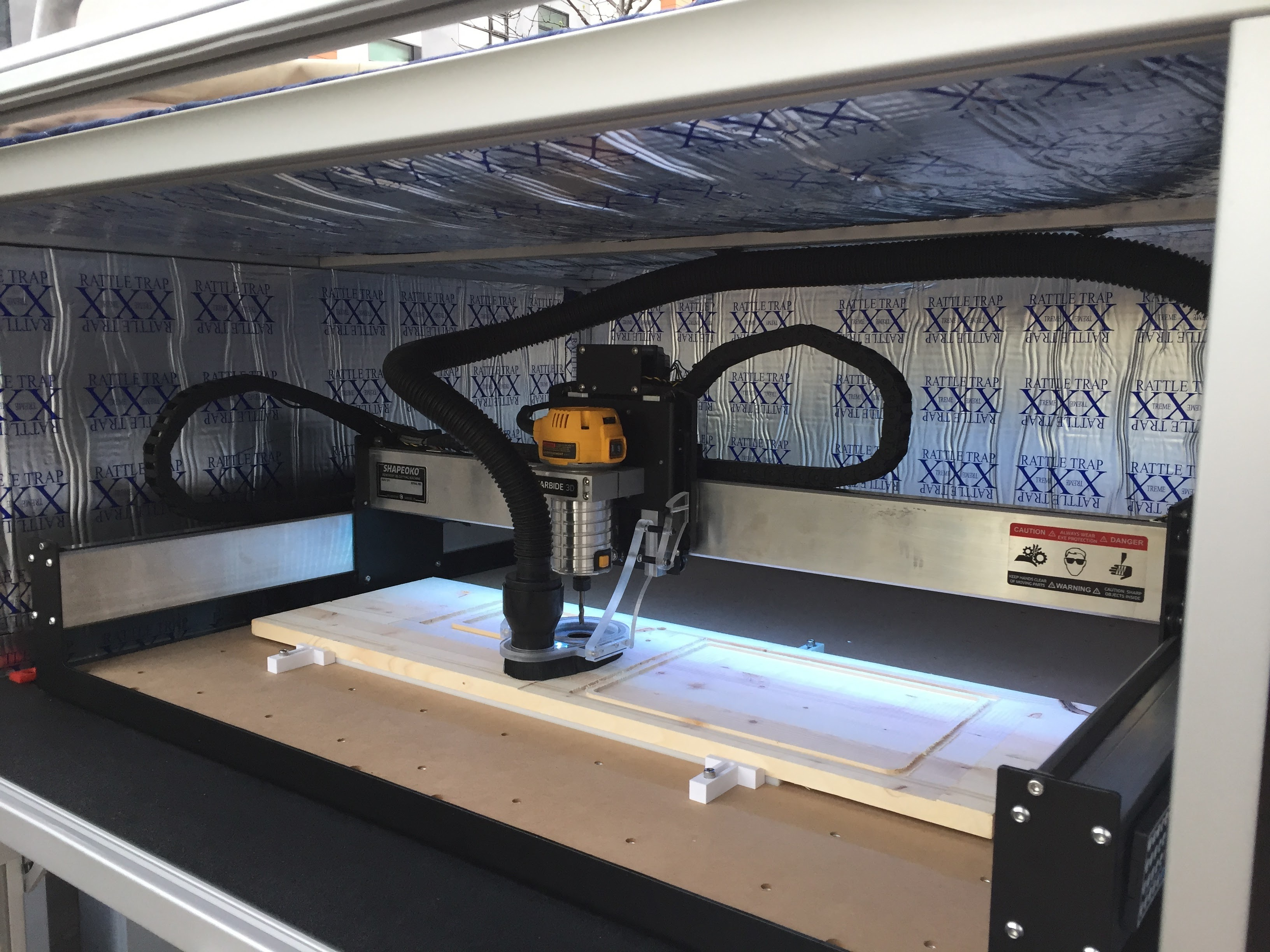 For Sale: Shapeoko XXL - UPDATE - Will be keeping it