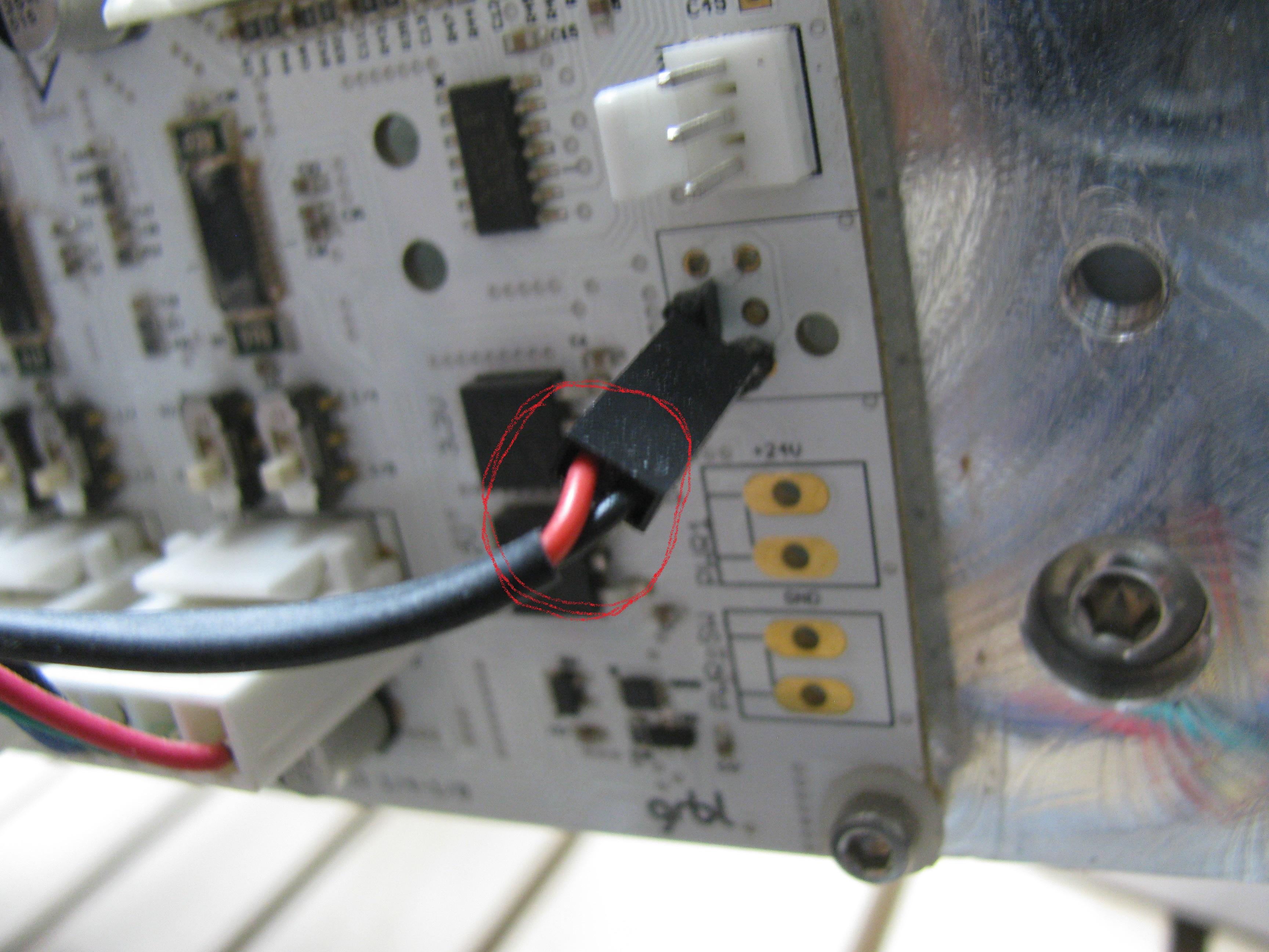 Help for wiring up laser to Shapeoko 3 - Shapeoko - Carbide