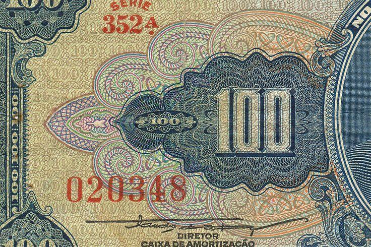 money Guilloché engraving