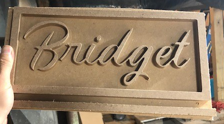 bridget sign