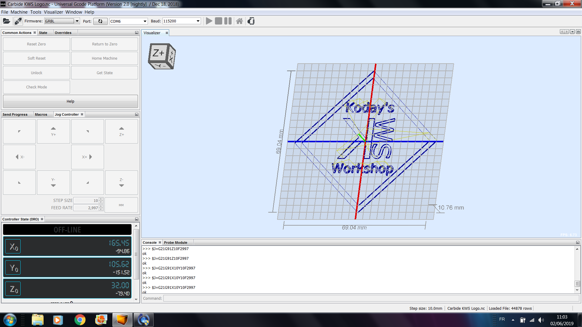 Opening Files In UGCS - Carbide Create - Carbide 3D